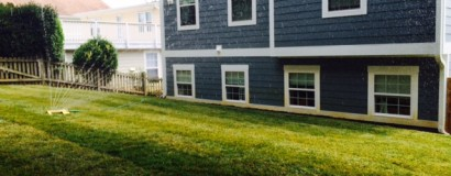 Backyard Rehabilitation